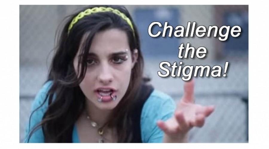 "Challenge the Stigma: ""Beauty Behind Becca"""