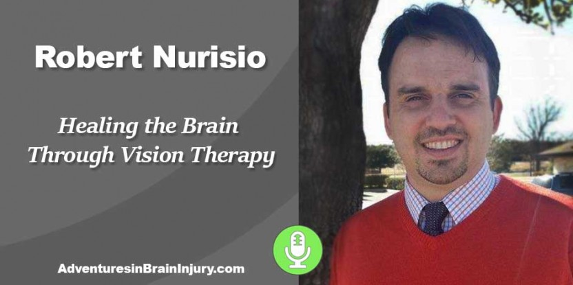 Podcast 3 – Healing the Brain Through Vision Therapy