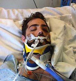 Traumatic Brain Injury - Cavin Balaster - Coma