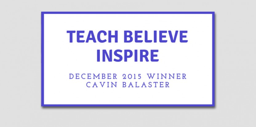 Teach Believe Inspire Award — My Interview with the Brain Injury Law Center