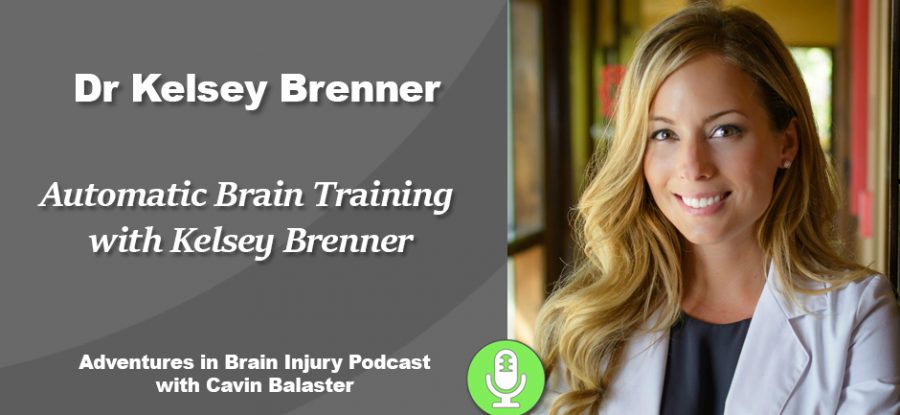 Podcast 26 – Automatic Brain Training with Kelsey Brenner